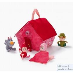 La Maison du Chaperon Rouge Lilliputiens