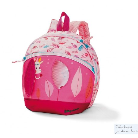 Lilliputiens, sac à dos Louise