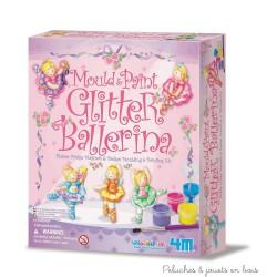 Kit de moulage à peindre Ballerine