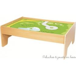 Table pour train