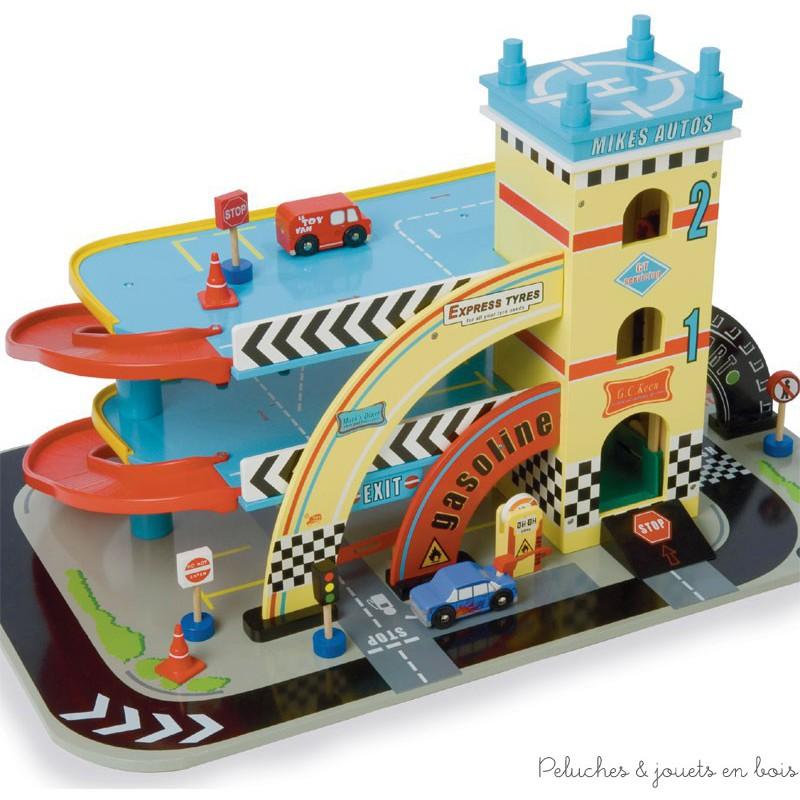 bilgarage legetøj