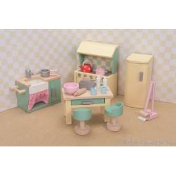 Le Toy Van, La cuisine de Daisylane