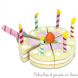 Le Toy Van, Gâteau d'anniversaire à la vanille Honeybake
