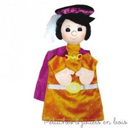 Marionnette à main personnage Le Prince