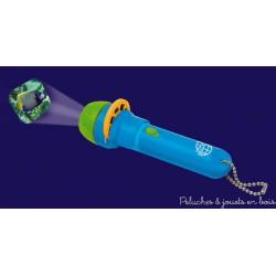 Lampe de poche projecteur animaux marins