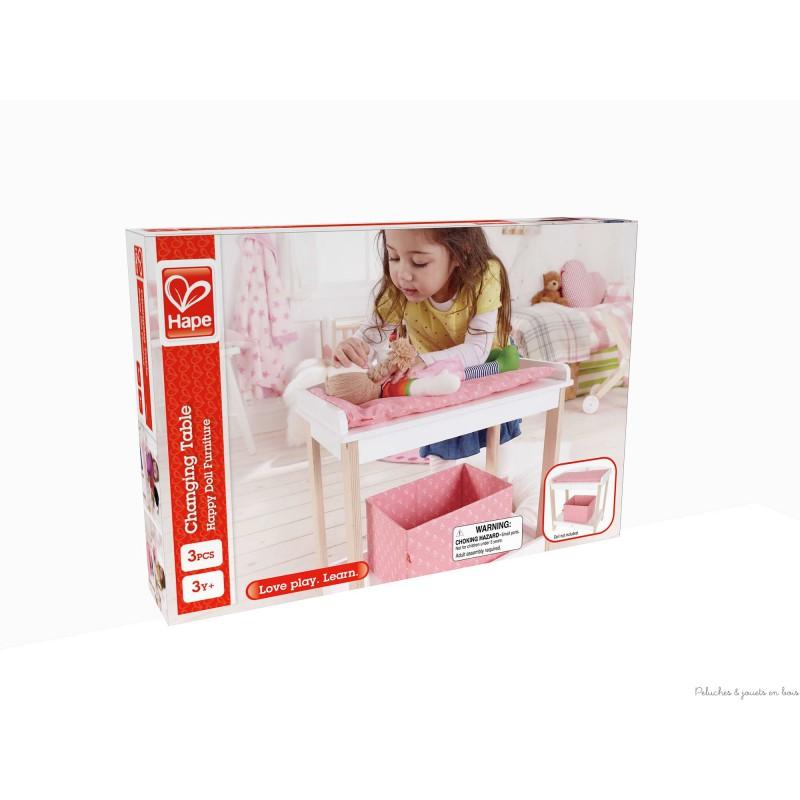 table 224 langer en bois pour jouer 224 la poup 233 e jouet d imitation en bois