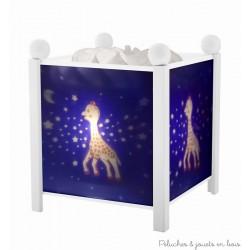 lanterne magique Sophie la Girafe© Voie Lactée blanche