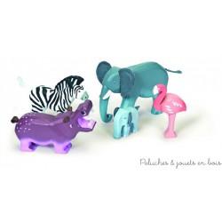 Le Toy Van, Les animaux de la Zambésie