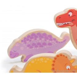Le Toy Van, Mes Amis les Dinosaures vert