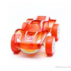 Véhicule Miniature Twin Turbo orange Hape
