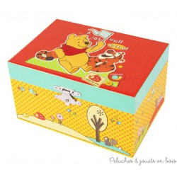 Trousselier Coffret musical Winnie l'Ourson©
