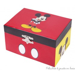 Trousselier Coffret musical Mickey Mouse©