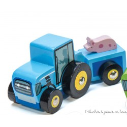 Le Toy Van, Petit Tracteur bleu