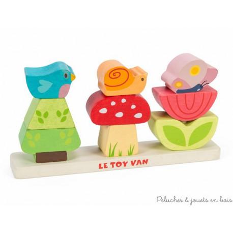 Le Toy Van, Mon Petit Jardin Empilable