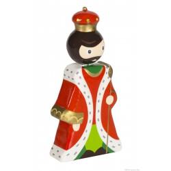 Le Coin des Enfants, Figurine en bois peint Le Roi
