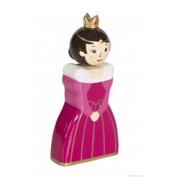 Le Coin des Enfants, Figurine en bois peint La Reine