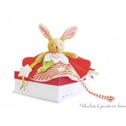 Doudou et Compagnie, Magic Doudou Lapin Luminescent