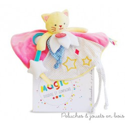 Doudou et Compagnie, Magic Doudou chat luminescent