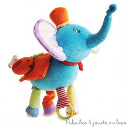 Doudou et Compagnie, Magic Pantin Eléphant multi activités