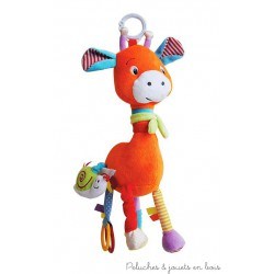 Doudou et Compagnie, Magic Pantin Girafe multi activités