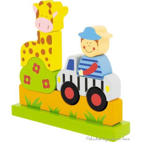 Ulysse, Puzzle Magnet Zoo