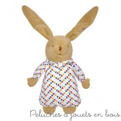 Trousselier Lapin nid d'ange Musical Multicolors