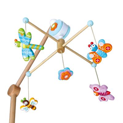Ce Mobile musical thème bucolique de la marque Le Coin des enfants, sera idéal pour éveiller bébé en douceur. C'est aussi une idée de cadeau de naissance pour décorer la chambre de bébé. A partir de 0m+