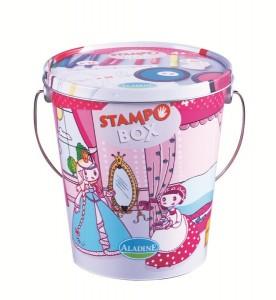 """Stampo box sur le thème """"Princesses"""""""