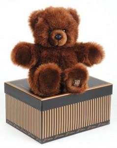 Les petits animaux en peluche d'Histoire d'ours ressemblent réellement aux vrais animaux et le tissu peluche utilisé pour leur confection est particulièrement doux.