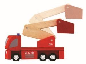 Le Camion de Pompiers signé PlanToys