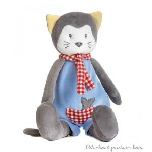 Sergio le chat musical est de la marque Egmont Toys Taille 26 cm