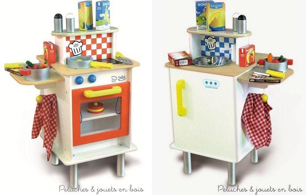 Accessoire cuisine bois jouet - Cuisine en bois fille ...