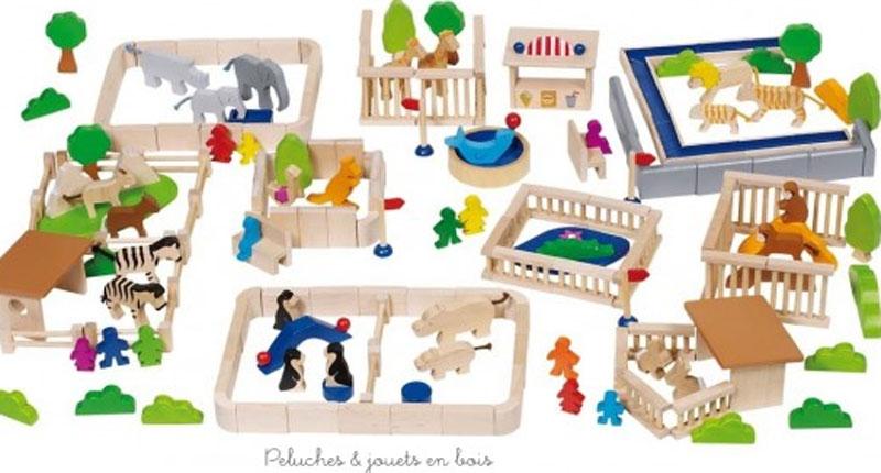 jouets en bois charismatiques pour les 3 ans 3 zoo cirque safari dinosaure tout sur les. Black Bedroom Furniture Sets. Home Design Ideas