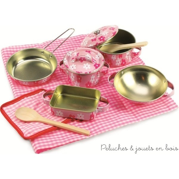Dinette en bois pour cuisiner tout comme une grande # 2 Aliments et accessoir