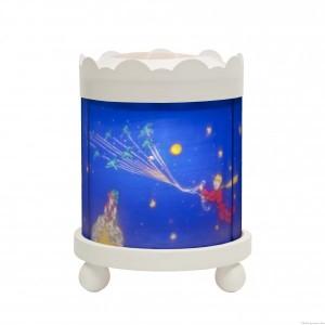 Manège lanterne de la marque Trousselier sur le thème du Petit Prince de couleur Blanche à partir de 0m+.