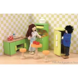 Le Toy Van, La cuisine Sugar Plum Meubles pour maison de poupée