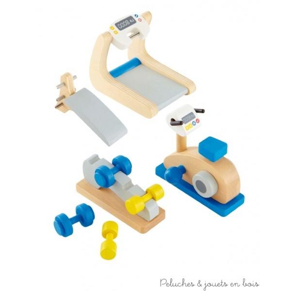 Accessoires gym maison for Accessoire maison