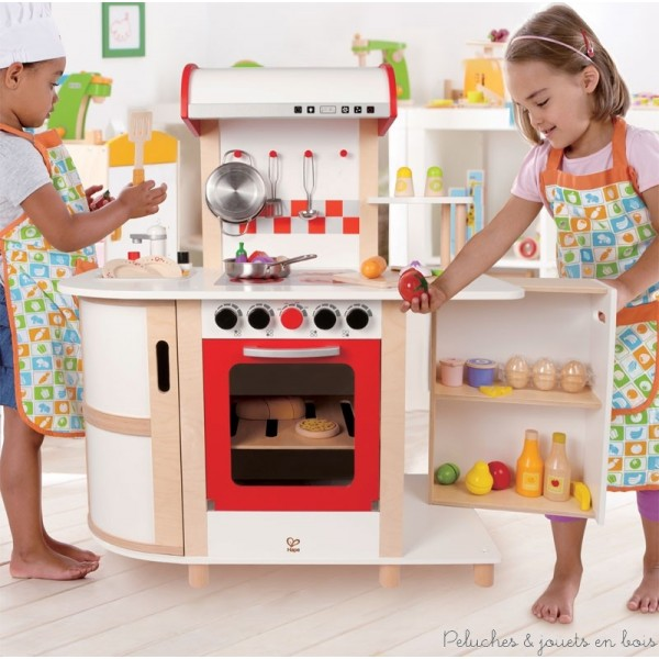 cuisine en bois jouet et dinette en bois le jouet d