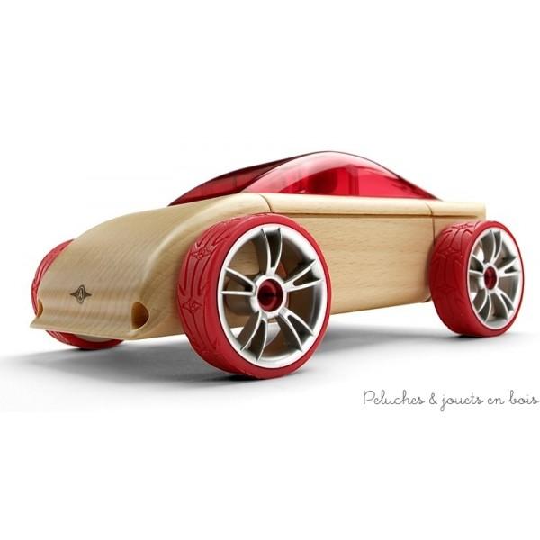 jouets en bois charismatiques pour les 3 ans 11 tout l univers captivant de la petite voiture. Black Bedroom Furniture Sets. Home Design Ideas