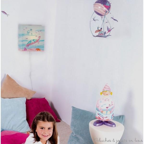 mobiles de d coration gros z normes schlumpeters sign s l oiseau bateau d co chambre b b. Black Bedroom Furniture Sets. Home Design Ideas