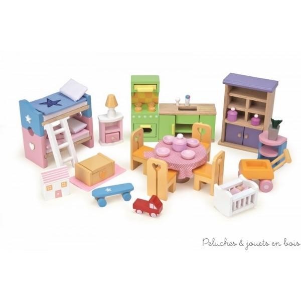 Le Toy Van, mon premier set de meubles
