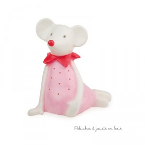 Une lampe veilleuse Twiggy rose de la marque Egmont Toys. Cet objet de décoration de chambre d'enfant n'est pas considéré comme un jouet. Tous âges.
