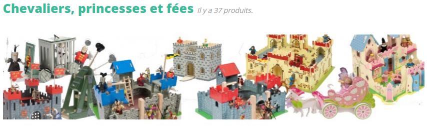 assortiment soigné et de nombreux détails pour rendre le jeux encore plus amusant : le pont levis qui monte et descend, la prison interne et ses oubliettes pour enfermer les prisonniers, le récipient d'huille boullante et cinq personnages. Pour rendre le jeu encore plus captivant complète ton château avec les accessoires vendus séparéments : machines de guerre, les guerriers et le cavalier noir et son dragon. c'est un jeu très facile à composer qui se prête à la création d'histoires pour donner libre cours à l'imagination.