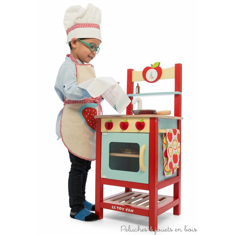 Le Toy Van, Cuisine Petite Pomme Honeybake