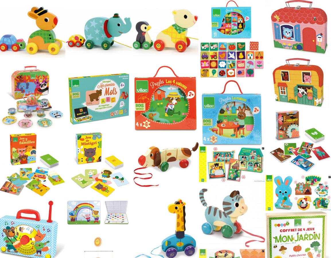 Mélusine Allirol créé plus d'une dizaine de jeux et de jouets en bois par an pour l'entreprise VILAC