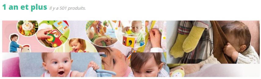 De 12 à 24 mois, en se mettant debout, l'enfant découvre d'autres plaisirs : il apprécie tout ce qui est équipé de roulettes et que l'on peut faire avancer en s'asseyant dessus, à tirer et à pousser... C'est l'âge aussi des premiers jeux d'empilement d'encastrement pour de développer l'esprit de logique des 1er puzzles et des premiers contes que l'on écoute sur les genoux des parents.