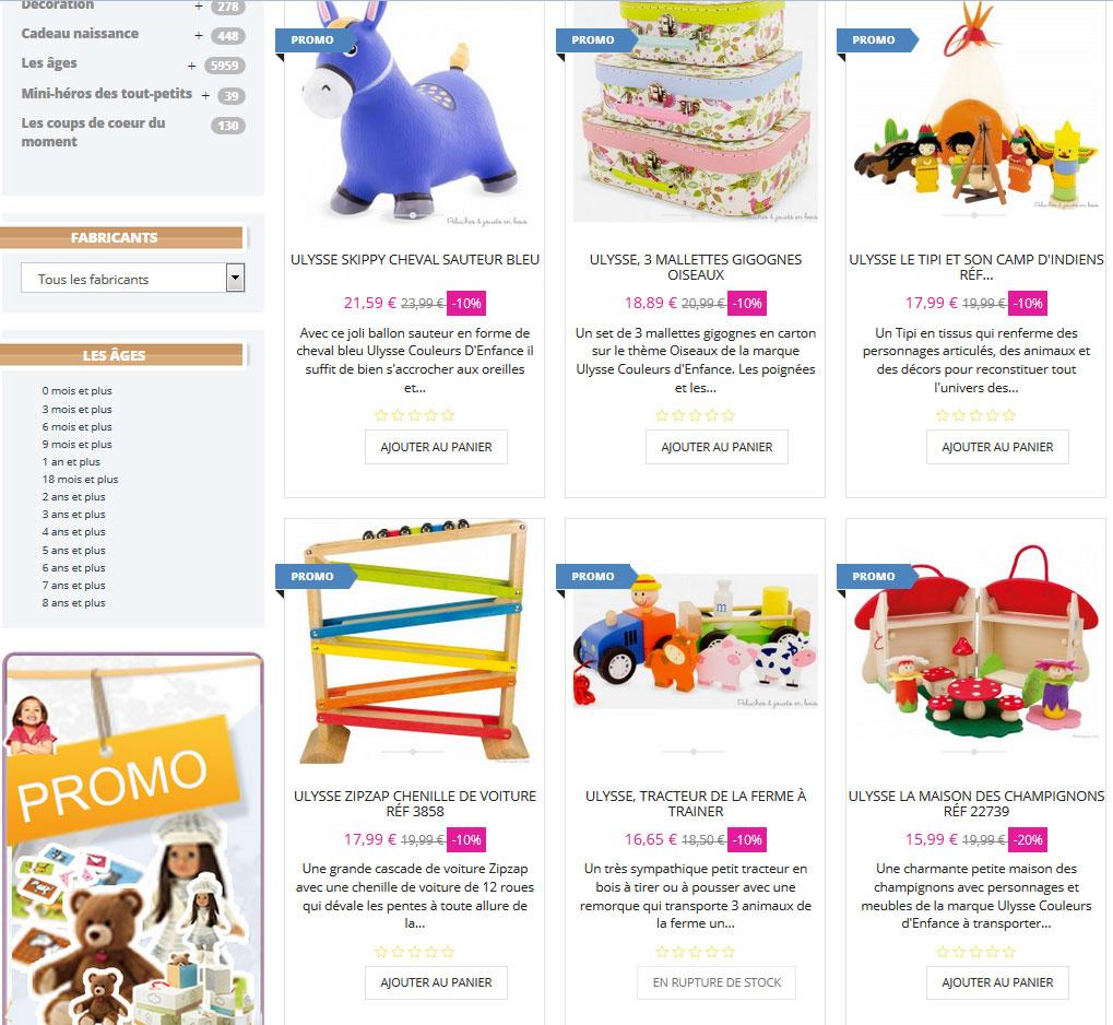 Soldes Ulysse Couleurs d'Enfance jouets en bois riches en couleur tendresse formes harmonie sons & plaisir du jeu...
