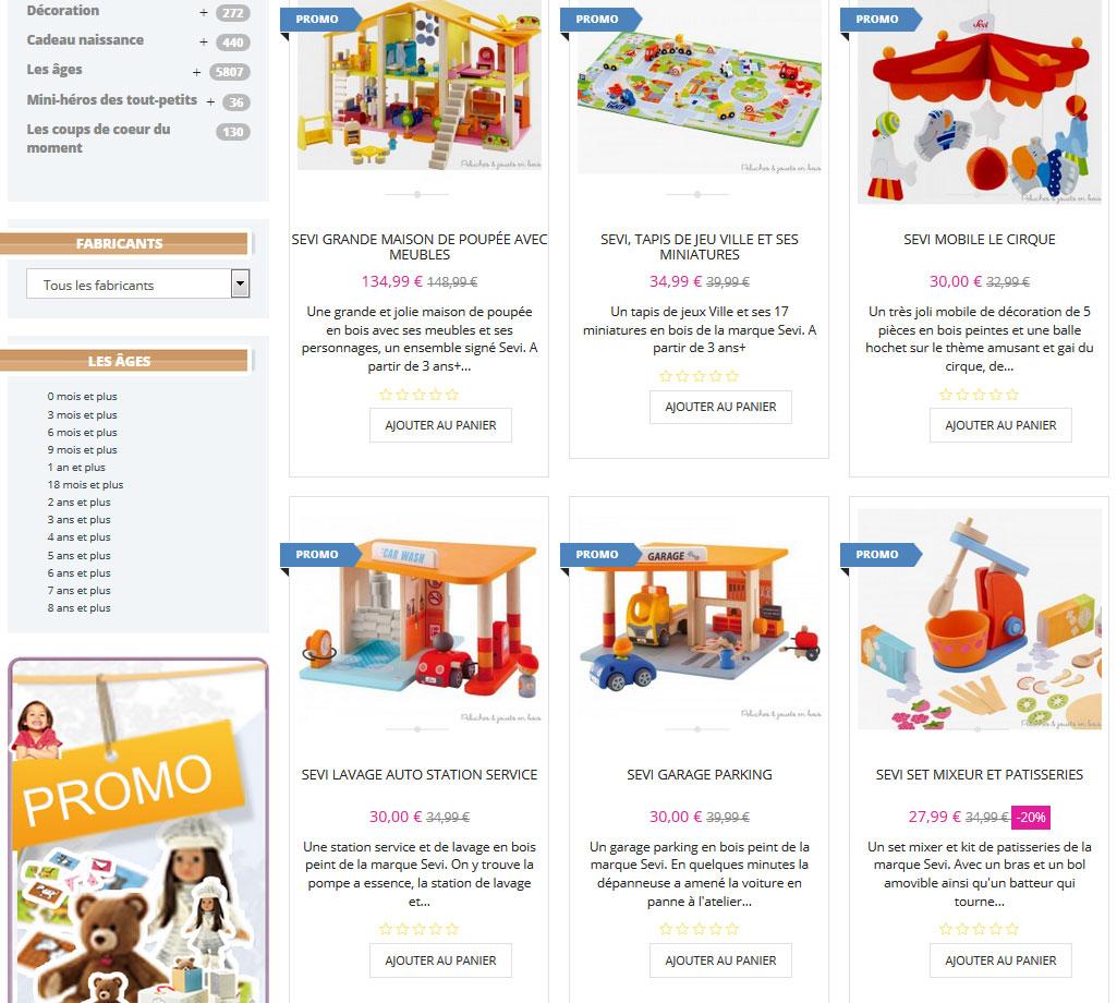 Toutes les marques les plus prestigieuses spécialistes des peluches et des jouets en bois de la deco de chambre des doudous et des cadeaux de naissance