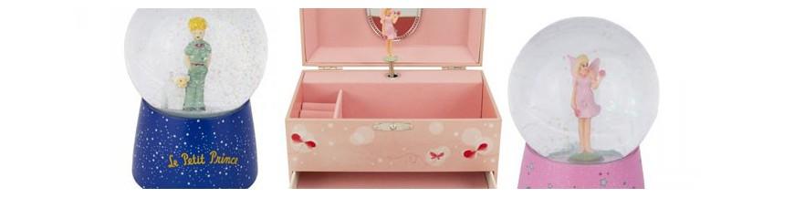 boite musique enfant coffre musical boite bijoux. Black Bedroom Furniture Sets. Home Design Ideas