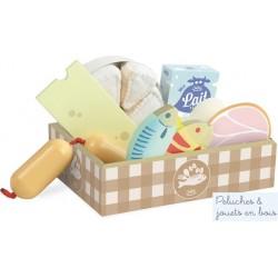 Vilac Set de produits frais jour de marché 8104